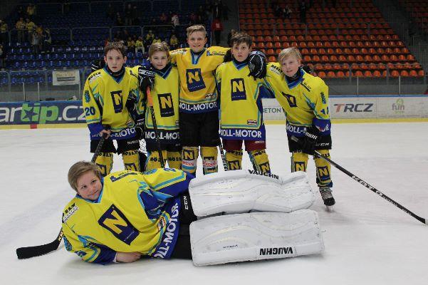 Kremser Young Eagles erfolgreich in Tschechien