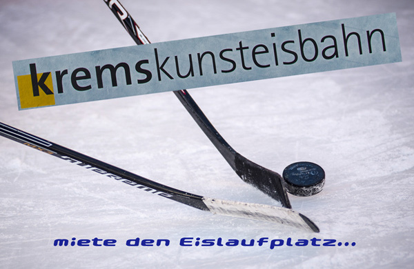 Miete den Eislaufplatz Krems