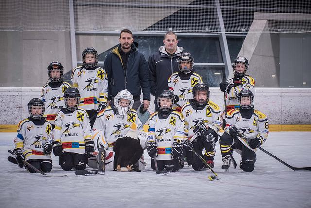 Unsere U10 in St. Pölten