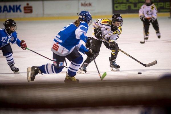 KEV U14 im Heimspiel gegen Wr. Neustadt