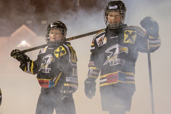Young Eagles klein bis groß