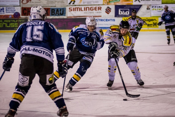 KEV gegen Stock City Oilers